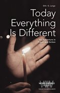 Today Everything is Different eBook
