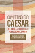 Competing For Caesar eBook