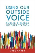 Using Our Outside Voice eBook