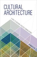 Cultural Architecture eBook
