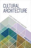 Cultural Architecture eBook