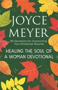 Healing the Soul of a Woman Devotional eBook