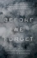 Before We Forget eBook
