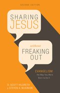 Sharing Jesus Without Freaking Out eBook