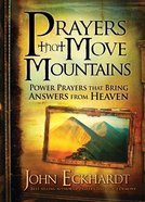 Prayers That Move Mountains eBook