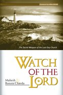 Watch of the Lord eBook