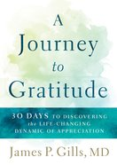 A Journey to Gratitude eBook