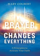 Prayer That Changes Everything eBook