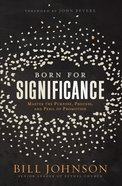 Born For Significance eBook