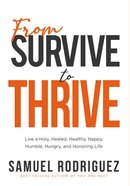 From Survive to Thrive eBook