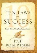 Ten Laws For Success eBook