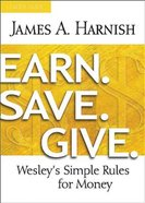 Earn. Save. Give. Leader Guide eBook