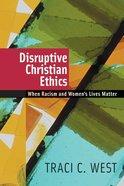 Disruptive Christian Ethics eBook