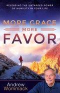 More Grace, More Favor eBook