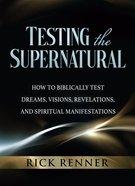 Testing the Supernatural eBook