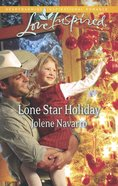 Lone Star Holiday (Love Inspired Series) eBook