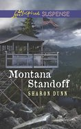 Montana Standoff (Love Inspired Suspense Series) eBook