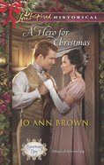 A Hero For Christmas (Love Inspired Series Historical) eBook