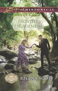 Frontier Engagement (Love Inspired Series Historical) eBook