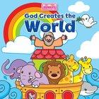 God Creates the World (Bubbles Bath Book Series) Novelty Book