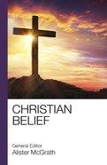 Christian Belief eBook