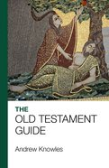 The Bible Guide - Old Testament eBook