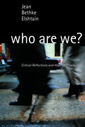 Who Are We? Paperback