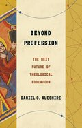 Beyond Profession: The Next Future of Theological Education Paperback