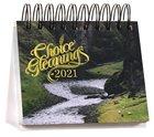 2021 Desk Calendar: Choice Gleanings Calendar