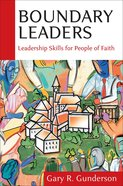 Boundary Leaders Paperback