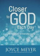 Closer to God Each Day eBook