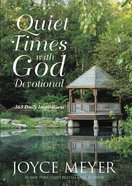 Quiet Times With God Devotional eBook