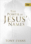 The Power of Jesus' Names (Dvd) DVD