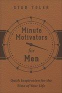 Minute Motivators For Men Imitation Leather