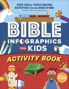 Bible Infographics For Kids Activity Book Paperback
