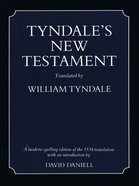 Tyndale's New Testament Paperback
