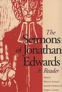 Sermons of Jonathan Edwards Paperback