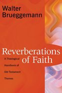 Reverberations of Faith Paperback