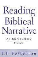 Reading Biblical Narrative Paperback