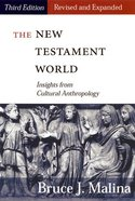 The New Testament World (3rd Edition) Paperback