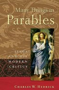 Many Things in Parables Paperback