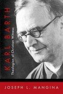 Karl Barth Paperback