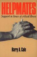 Helpmates Paperback