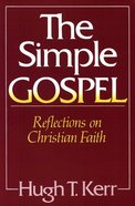 The Simple Gospel Paperback