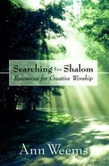Searching For Shalom Paperback