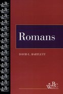 Romans (Westminster Bible Companion Series) Paperback