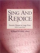 Sing and Rejoice Paperback