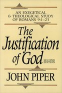 Justification of God (2nd Ed) Paperback