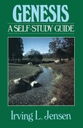 Self Study Guide Genesis (Self-study Guide Series) Paperback