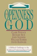 Openness of God: Biblical Challenge Paperback